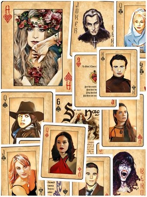 Printable Playing Cards (BoS style)