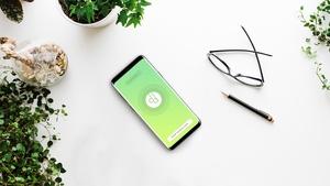 Samsung Galaxy S9 Plus Animated Mockup