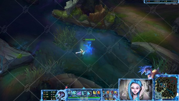 ✅ PULSEFIRE EKKO - IN GAME OVERLAY