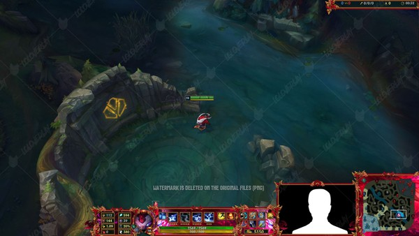 ✅ BLOOD MOON KENNEN - STREAM OVERLAY