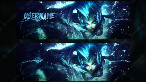 ✅ DEEP SEA NAMI - TWITTER HEADER
