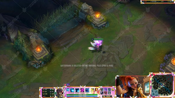 ✅ STAR GUARDIAN NEEKO - STREAM OVERLAY