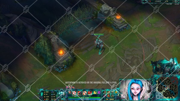 ☠️RUINED DRAVEN - IN GAME OVERLAY