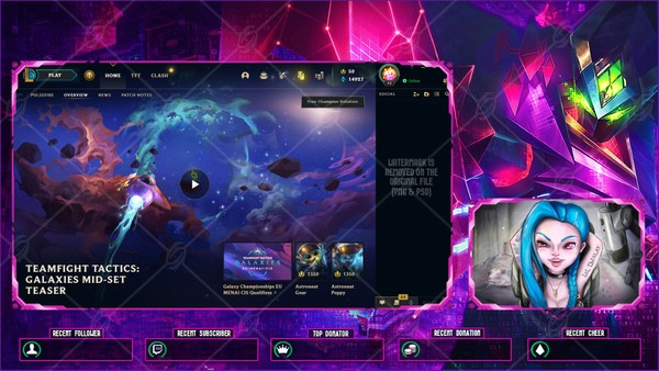 ✅ BATTLE BOSS MALZAHAR - LOBBY OVERLAY
