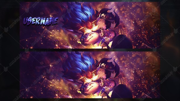 ✅ DRAGON TRAINER HEIMERDINGER - TWITTER HEADER