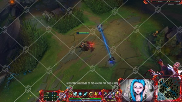 ✅RESISTANCE JAYCE - IN GAME OVERLAY
