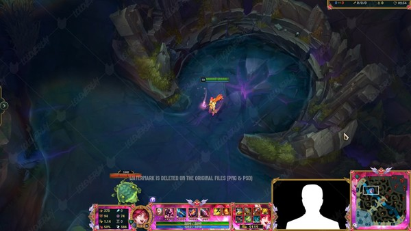 ✅🎞️ [ANIMATED] STAR GUARDIAN JINX - IN GAME OVERLAY