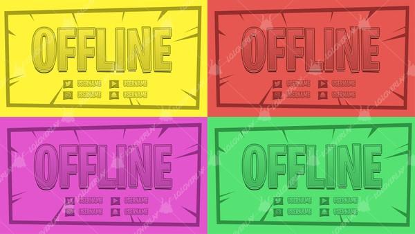 FORTNITE - OFFLINE SCREEN #2
