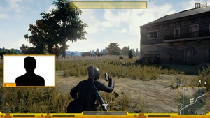 PLAYERUNKNOWN'S BATTLEGROUNDS - Stream Overlay #2