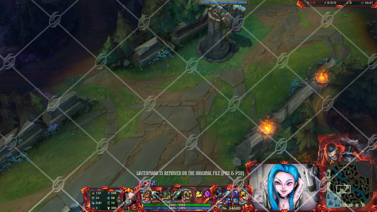 ✅RESISTANCE SINGED - IN GAME OVERLAY