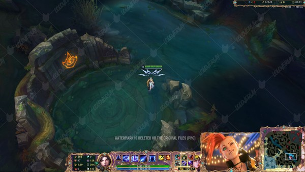 ✅ DIVINE SWORD IRELIA - IN GAME OVERLAY