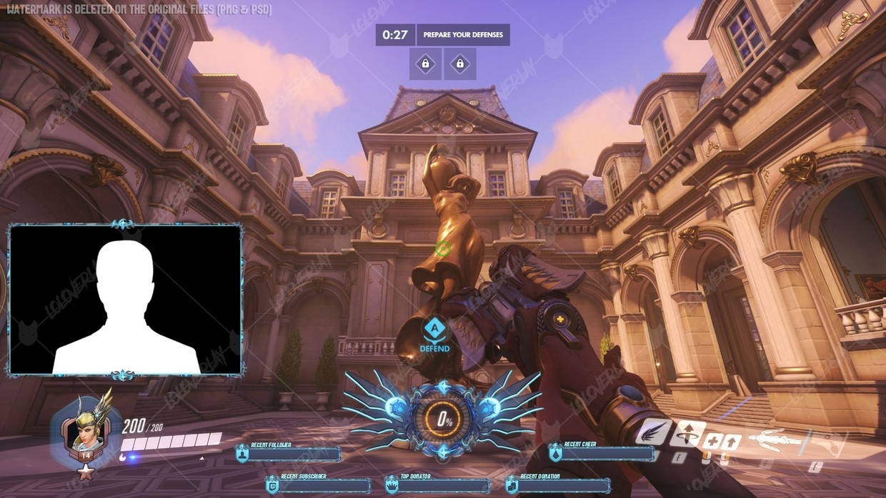 ✅ ATLANTIC MERCY - STREAM OVERLAY