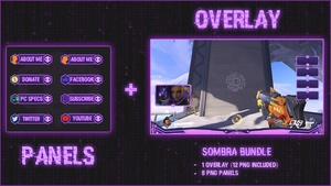 SOMBRA BUNDLE - PANELS + OVERLAY