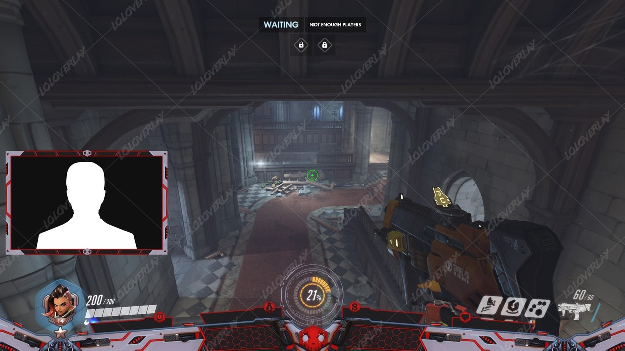 ✅TALON SOMBRA (BLACK VERSION) - STREAM OVERLAY [11 PNG]