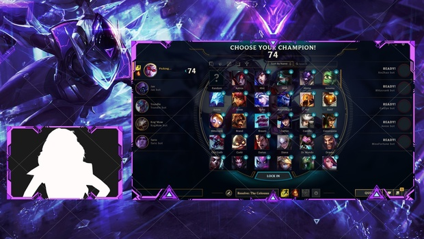 PROJECT VAYNE - CLIENT OVERLAY [#2] 2018