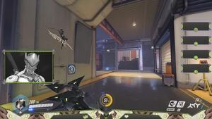 GENJI - Overwatch Overlay