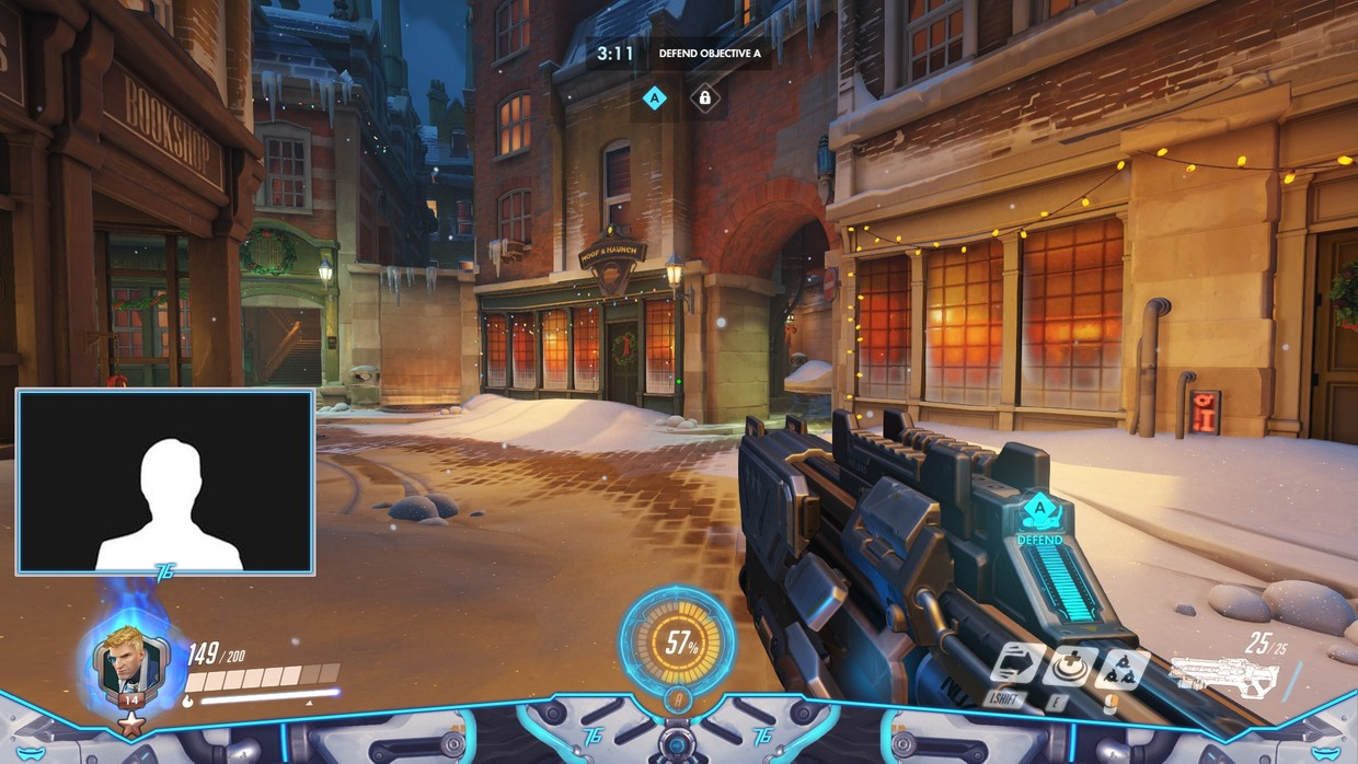 ✅ALPINE SOLDIER 76 - STREAM OVERLAY