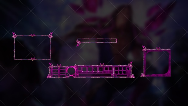 ARMOR OF THE FIFTH AGE TARIC - STREAM OVERLAY