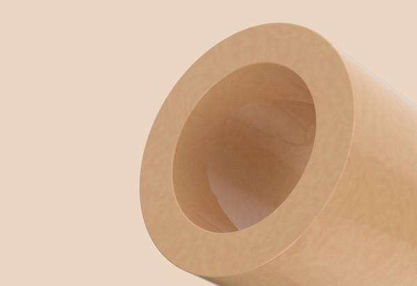 Sandalwood Glaze Ceramic Basic Shapes