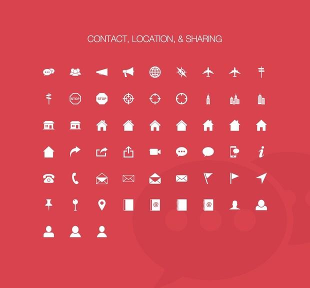 Icon Megapack - Sketch Edition