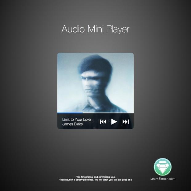 Audio Mini Player