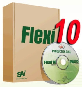 SAi Production Suite FlexiSIGN PRO 10 FULL (PC) WINDOWS