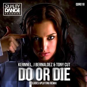 ::2 TRACKS:: (QDR018) Kernnel, J Bernaldez & Tony Cut - Do or die EP (CONTIENE 2 TRACKS)