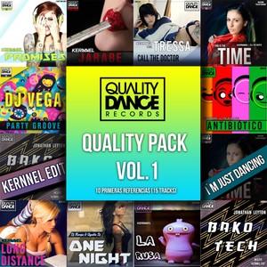 10 primeras referencias Quality Dance Records