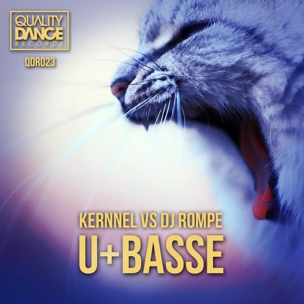:: 2 TRACKS:: (QDR022) & (QDR023) U+Ur hand (Kernnel 2016 Remix) & U+Basse