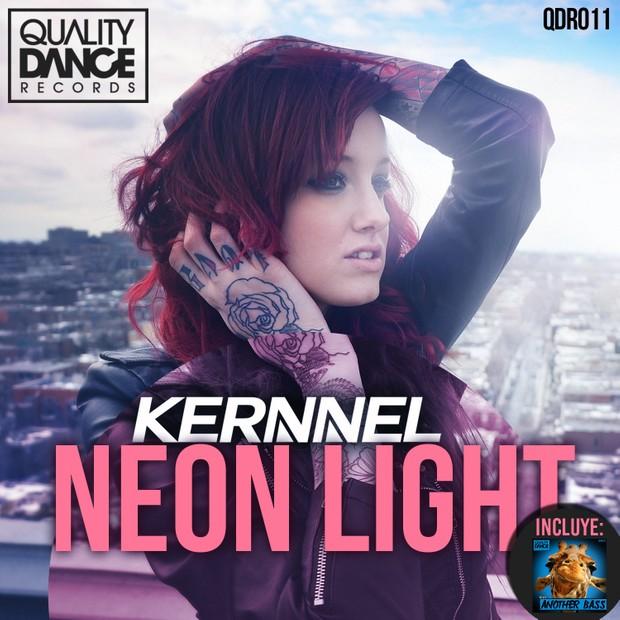 ::3 TRACKS:: (QDR011) & (QDR012) Kernnel - Neon light (Incluye Another bass Original & Security mix)