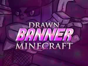 DRAWN BANNER MC