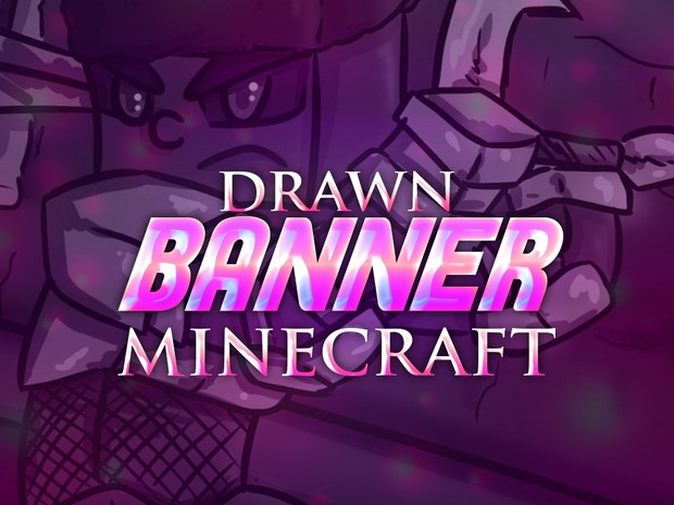 DRAWN BANNER MC