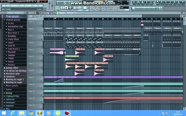 Lush & Simon - Hunter (FL Studio Remake)