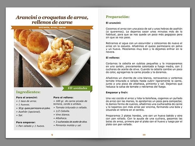 Recetas Cocina Facil Pdf   Cocina Facil Y Saludable De El Monstruo De Las Recetas