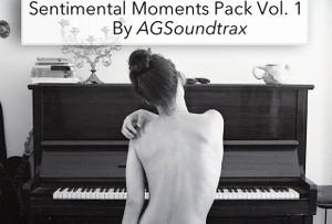 Sentimental Moments Pack Vol. I (14Min. in Wav & Mp3 Format)