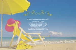 Ultimate Summer Corporate Royalty Free Music Pack