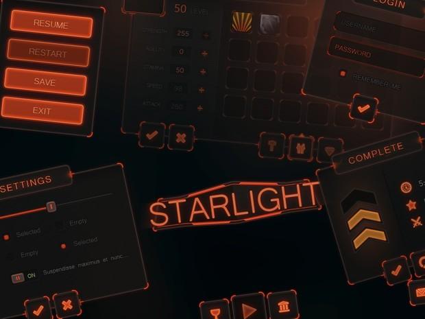 Starlight UI