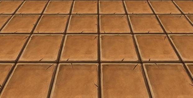 Ground Pavement Texture