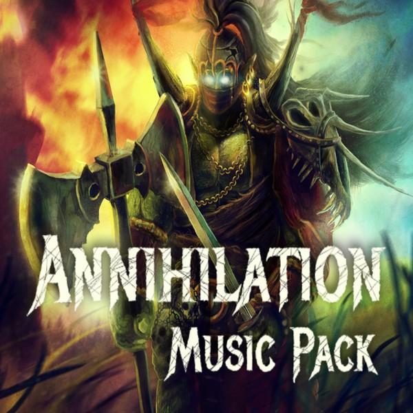 Annihilation Music Pack