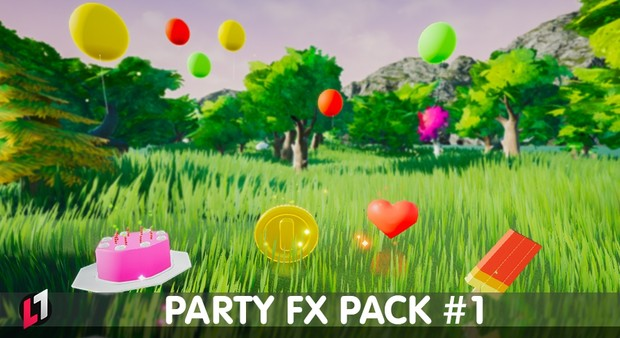 Party FX Pack Volume #1