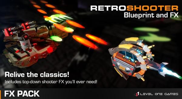 Retro Shooter FX Pack