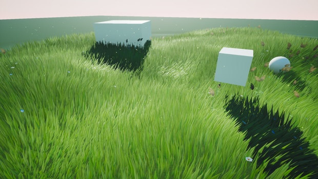Stylized Foliage Pack [ Unreal Engine 4 ]