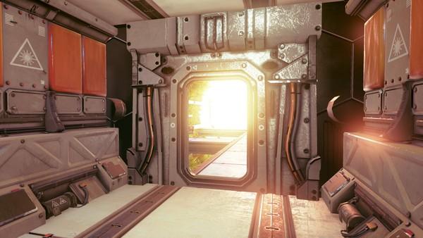 Pro-TEK SciFi VR Space Station #3 [ Unreal Engine 4 ]