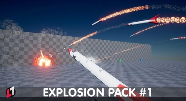 ExplosionPack - UE4