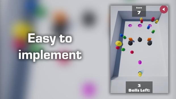 Pool Balls - Mobile Game Template [ Unreal Engine 4 ]