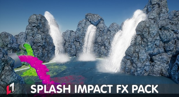 Splash Impact Pack