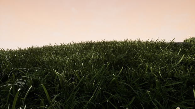 Foliage Essentials 1 - Grass & Green Pack [ Unreal Engine 4 ]