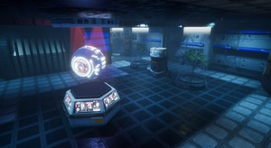 Pro-TEK Sci-Fi PBR Laboratory Interior [ Unreal Engine 4 ]