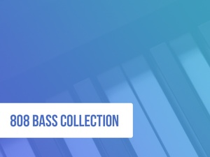 Ultimate 808 Bass Collection