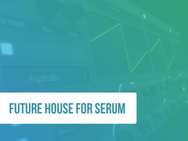 Future House For Serum
